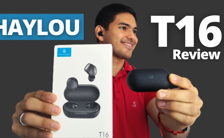 Haylou T16 REVIEW