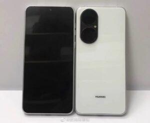 Huawei p50 dummy model leak 2