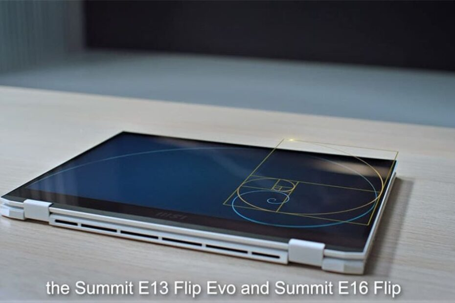 MSI Summit E 1