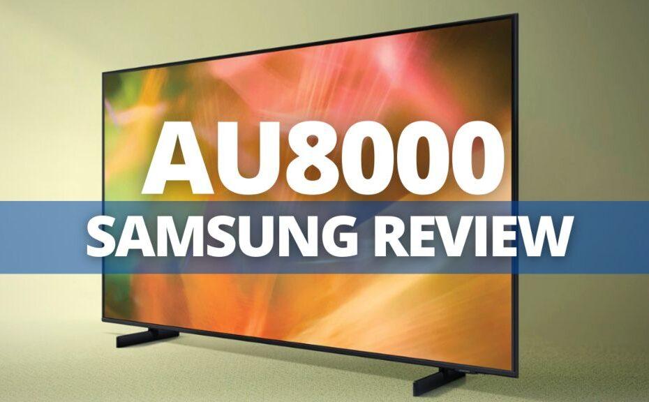 Samsung AU8000