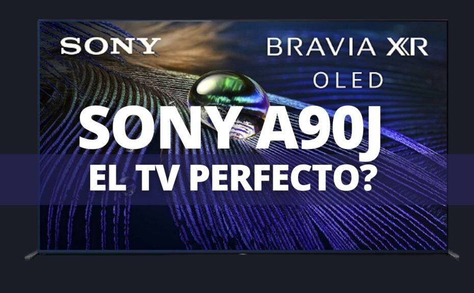 Sony A90J OLED Review