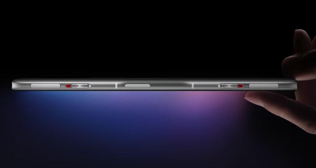 Xiaomi redmi k40 gaming edition lado