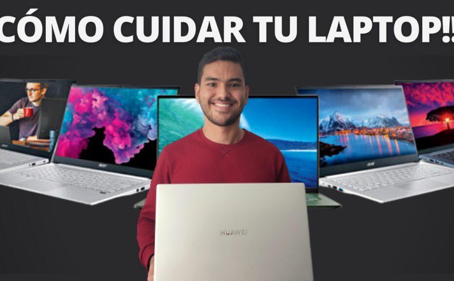 como cuidar mi laptop 1